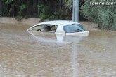 Alerta naranja por la posibilidad de lluvias intensas en la Regi�n de Murcia a lo largo del fin de semana