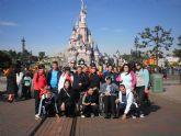 Los chicos del Centro de D�a Las Salinas viajan a Paris