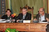 El Pleno Municipal aprueba la partida presupuestaria para reparar el puente de Camposol