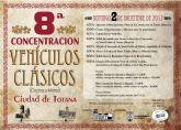 El Casino de Totana acogió la presentación de la 8ª Concentración de Vehículos Clásicos de Totana - 1