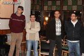 El Casino de Totana acogió la presentación de la 8ª Concentración de Vehículos Clásicos de Totana - 8