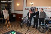 El Casino de Totana acogió la presentación de la 8ª Concentración de Vehículos Clásicos de Totana - 12