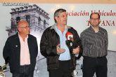 El Casino de Totana acogió la presentación de la 8ª Concentración de Vehículos Clásicos de Totana - 9