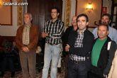 El Casino de Totana acogió la presentación de la 8ª Concentración de Vehículos Clásicos de Totana - 10