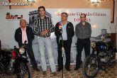 El Casino de Totana acogió la presentación de la 8ª Concentración de Vehículos Clásicos de Totana - 17