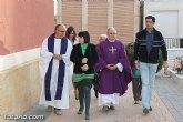 Autoridades municipales acuden a la misa de ánimas en el Cementerio Municipal Nuestra Señora del Carmen