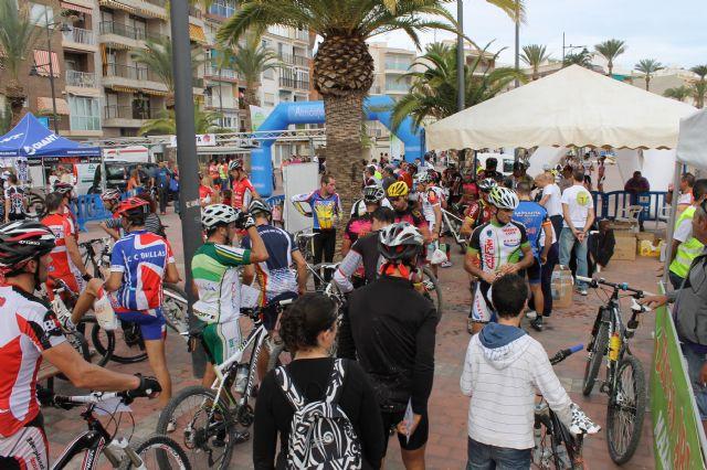 Tomás Ortega se impone en la XVII Marcha MTB Bahía de Mazarrón, Foto 2