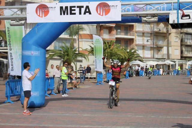 Tomás Ortega se impone en la XVII Marcha MTB Bahía de Mazarrón, Foto 3