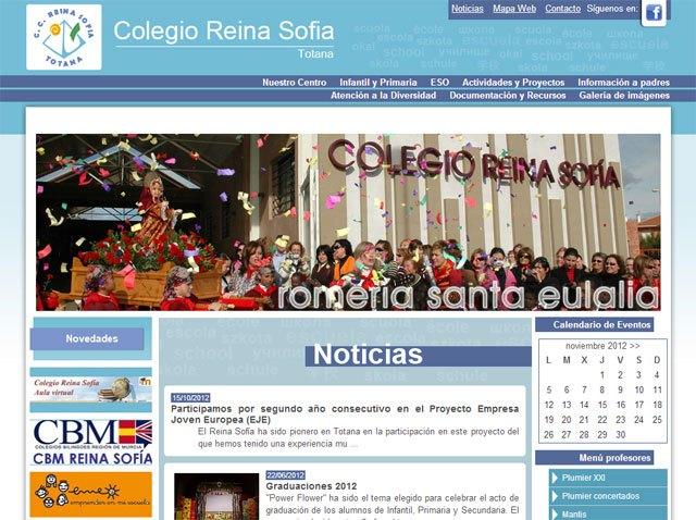 El Colegio Reina Sofía apuesta por Superweb, Foto 1