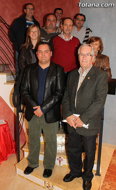 Nueva Junta Directiva del Ilustre Cabildo Superior de Procesiones de Totana, Foto 2