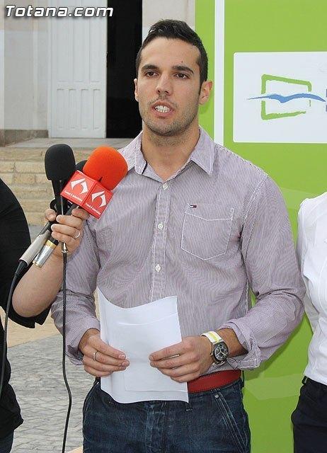 Andreo Muñoz (NNGG): Los PGE de 2013 suponen una apuesta firme por la juventud española, Foto 2
