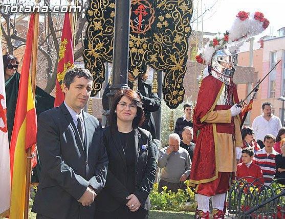 La alcaldesa felicita a la nueva junta directiva del Ilustre Cabildo Superior de Procesiones de Totana, Foto 1
