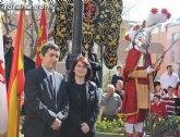 La alcaldesa felicita a la nueva junta directiva del Ilustre Cabildo Superior de Procesiones de Totana