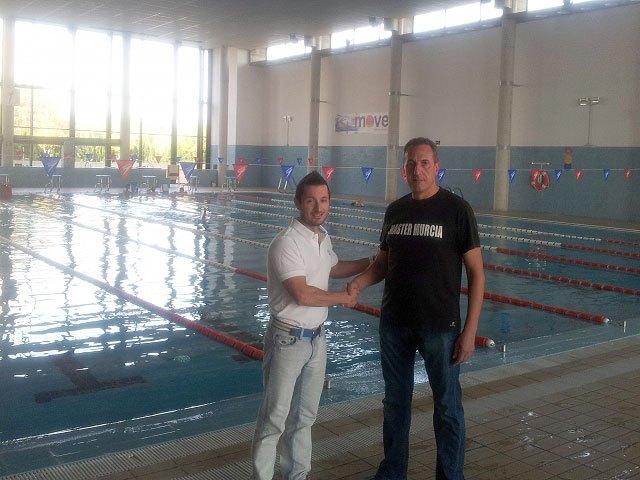 El nadador totanero Jose Miguel Cano se incorpora al Club MOVE, Foto 1