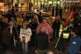 IU-Verdes critica el amplio despliegue de agentes de la Guardia Civil para seguir la Marcha contra el Paro
