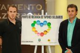 Campaña de recogida de tapones de plástico a favor de Eva Giménez