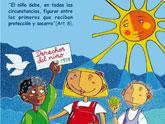 La Concejalía de Juventud, Asociaciones y Centros Educativos de Totana conmemoran el Día Internacional de los Derechos del Niñ@