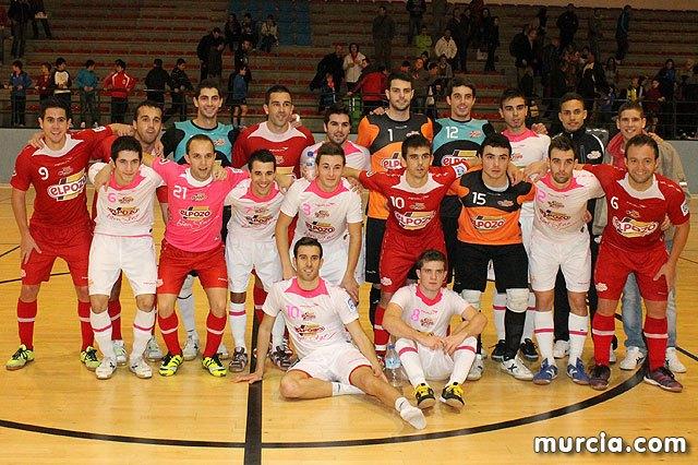 El Pozo Murcia FS will play their third final of the Presidents Cup by winning 2-7 FFRM A ElPozo City, Foto 1