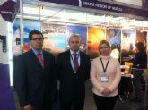 Mazarrón inicia contactos con 6 operadores turísticos en la WTM