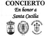 El próximo sábado se celebrará un concierto de la Banda de Música y la Coral Santiago en honor a Santa Cecilia