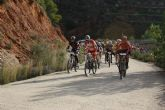 Juan Antonio S�nchez del C.C. Santa Eulalia sube de nuevo al podium en la prueba btt del Yeti Trail Sierra Espuña
