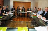 Mazarr�n, Alhama de Murcia y Las Torres de Cotillas se incorporan al Consorcio de las V�as Verdes de la Regi�n