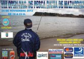 Este sábado se celebra el VIII Open Nacional de Pesca