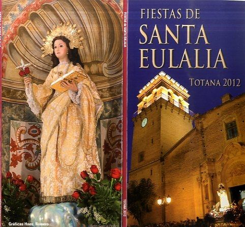 The festival program of Santa Eulalia be distributed from today, Foto 1