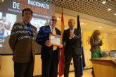 El alfarero Bartolomé Bellón recibe el reconocimiento como finalista de los premios nacionales de cerámica