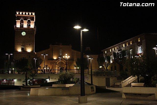 El Ayuntamiento de Totana suprime la iluminación viaria con motivo de las fiestas de Santa Eulalia y Navidad, para ahorrar más de 20.000 euros, Foto 1
