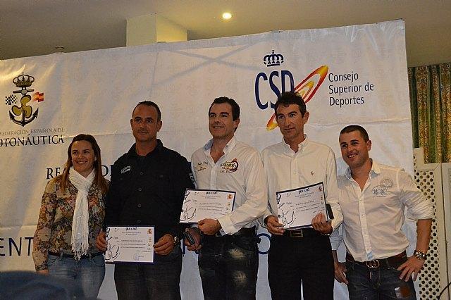 Entrega títulos Campeonato de España de Motos acuáticas, Foto 2