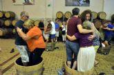 La Vendimia Abierta en Bodegas Luz�n todo un �xito con la participaci�n de 1.000 personas