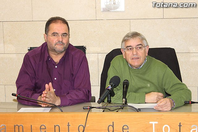 El Grupo Municipal de IU-Verdes en Totana se solidariza con los Discapacitados en el Día Internacional, Foto 1