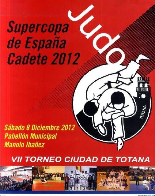 La Supercopa de España de Judo, en categoría cadete, se celebra este próximo sábado, día 8, Foto 2