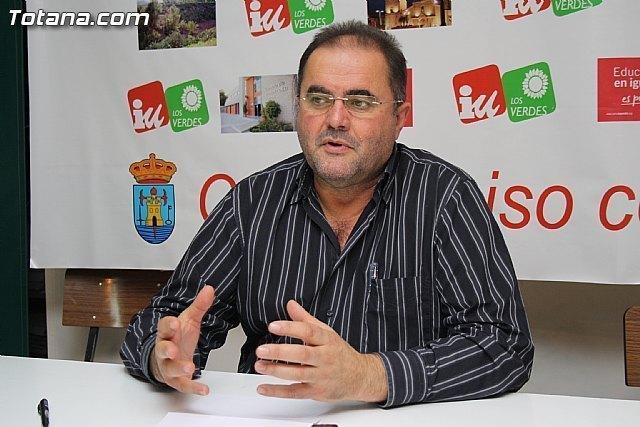 IU: La Reforma Laboral, subidas de impuestos y recortes del Gobierno Rajoy, siguen haciendo estragos en Empleo en Totana, Foto 1