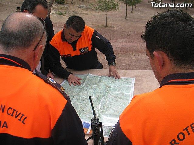 La Consejería de Presidencia homenajeará a la Agrupación de Voluntarios de Totana, Foto 1