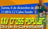 El XXV Cross Popular Día de la Constitución se celebrará mañana en las diferentes categorías