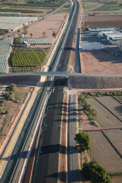Adif finaliza las obras de plataforma del tramo Alhama de Murcia-Totana, Foto 2