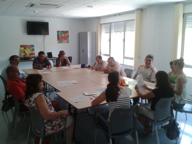 Los usuarios del Servicio de Apoyo Psicosocial se sumaron a algunos actos conmemorativos de la lucha contra la violencia de genero, Foto 1