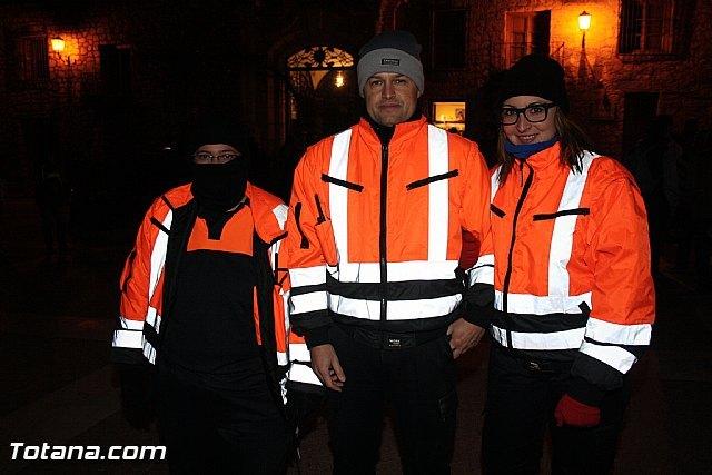 El dispositivo de seguridad de la romería de bajada de Santa Eulalia estará integrado mañana por más de 50 efectivos, Foto 1