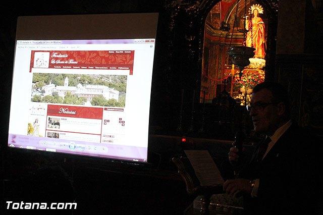 La Santa ya tiene página web: lasanta.es, Foto 2