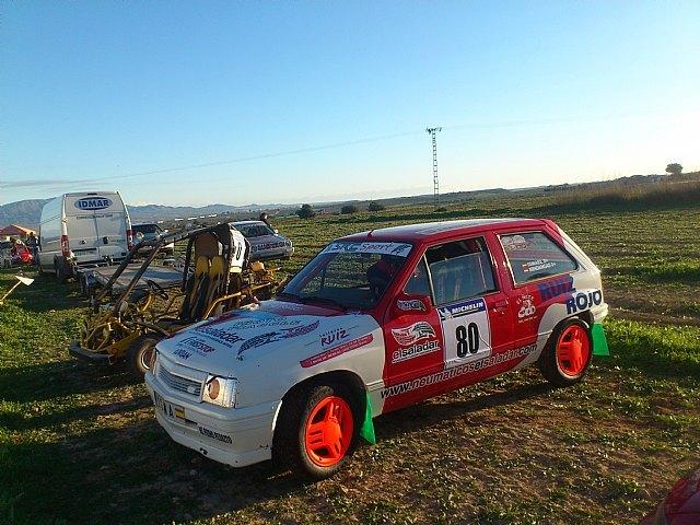 III Edición de Rallysprint de Totana, fiestas Santa Eulalia, Foto 1