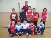 El colegio La Milagrosa consigue el primer puesto en las fases locales de baloncesto benjamín y voleibol alevín de Deporte Escolar