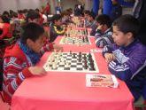 La fase local de ajedrez de Deporte Escolar tendrá lugar mañana sábado 15 de diciembre en el Pabellón Manolo Ibáñez