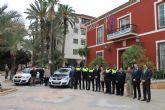 El Ayuntamiento dota con dos nuevos veh�culos de bajo consumo a Polic�a Local y Protecci�n Civil