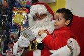 Papá Noël visitará Totana mañana