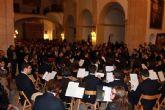 La Escuela de M�sica ofrece su concierto de Navidad en la iglesia de San L�zaro, completamente abarrotada de espectadores