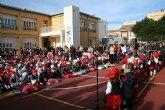 El colegio Santa Eulalia celebró su tradicional fiesta de Navidad