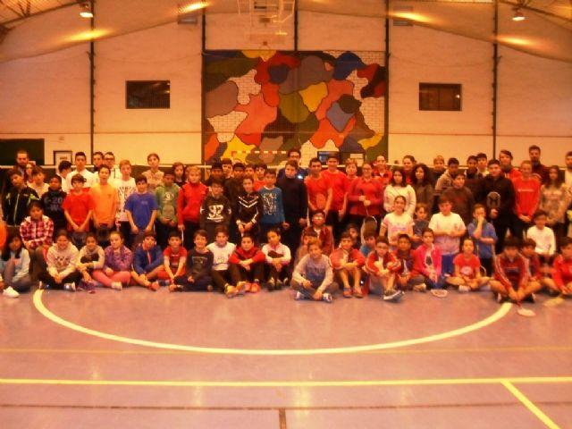 La Fase Local de Bádminton de Deporte Escolar contó con la participación de 72 escolares de los diferentes centros de enseñanza - 2, Foto 2