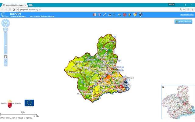 La comunidad ofrece al sector agrícola un nuevo servicio para evaluar los daños por las lluvias, Foto 1